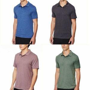 New 32 Degrees Men's Cool Short Sleeve Polo Shirt